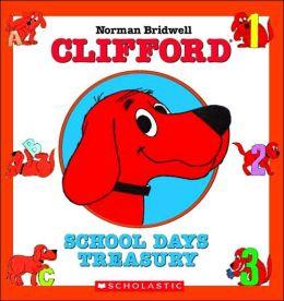 Clifford: School Days Treasury