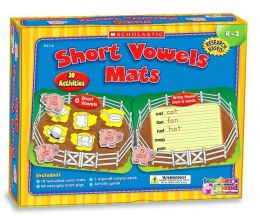 Short Vowels Mats