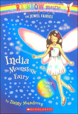 India the Moonstone Fairy (Jewel Fairies Series #1)