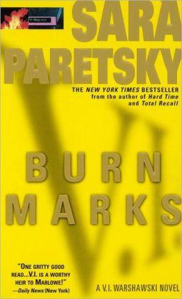 Burn Marks (V. I. Warshawski Series #6)