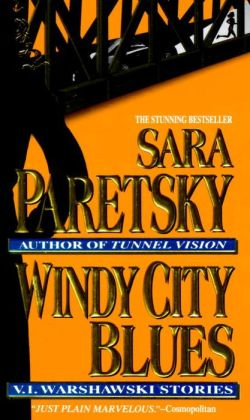 Windy City Blues (V. I. Warshawski Series)