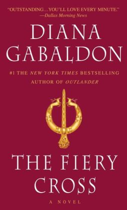 The Fiery Cross (Outlander Series #5)