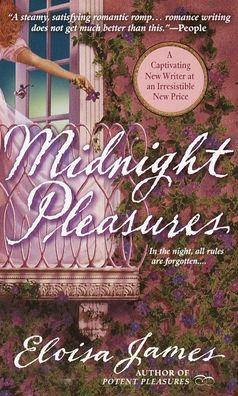Midnight Pleasures (Pleasures Trilogy Series #2)