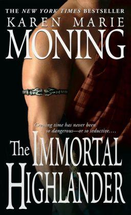 Immortal Highlander (Highlander Series #6)