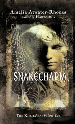 Snakecharm (The Kiesha'ra Series #2)