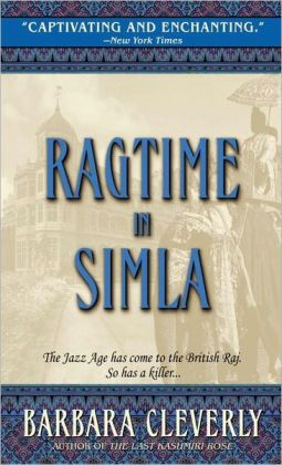 Ragtime in Simla (Joe Sandilands Series #2)