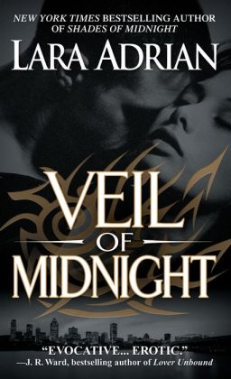 Veil of Midnight (Midnight Breed Series #5)