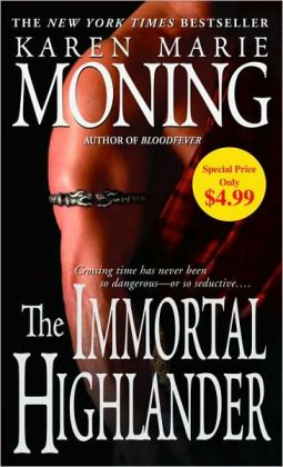 Immortal Highlander (Highlander Series #6)
