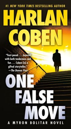 One False Move (Myron Bolitar Series #5)