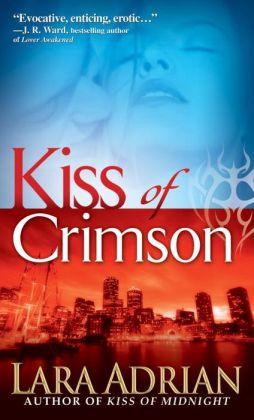 Kiss of Crimson (Midnight Breed Series #2)