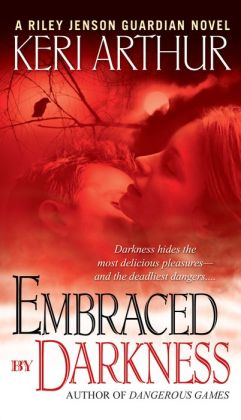 Embraced by Darkness (Riley Jenson Guardian Series #5)