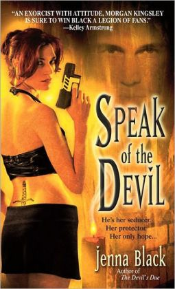 Speak of the Devil (Morgan Kingsley Series #4)