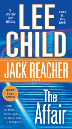 The Affair (Jack Reacher Series #16)