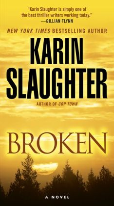 Broken: A Novel of Suspense
