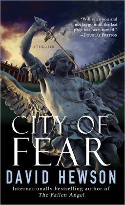 The City of Fear (Nic Costa Series #8)