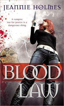 Blood Law (Alexandria Sabian Series #1)