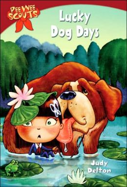 Lucky Dog Days (Pee Wee Scouts Series #3)