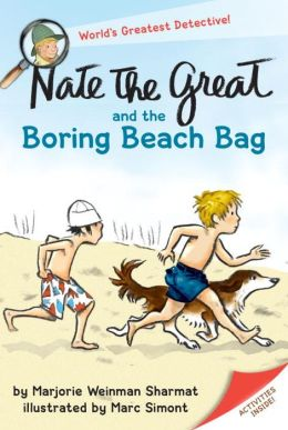 Nate the Great and the Boring Beach Bag (Nate the Great Series)