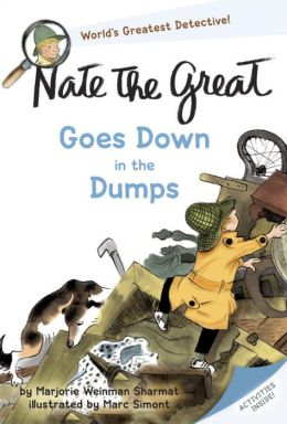 Nate the Great Goes Down in the Dumps (Nate the Great Series)