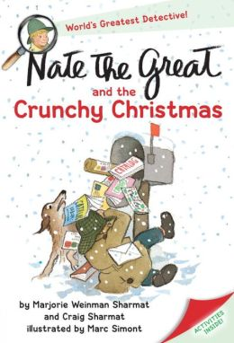 Nate the Great and the Crunchy Christmas (Nate the Great Series)
