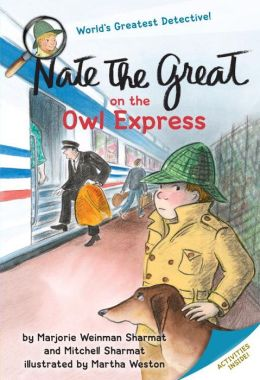 Nate the Great on the Owl Express (Nate the Great Series)