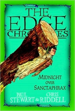 Midnight over Sanctaphrax (The Edge Chronicles Series #3)