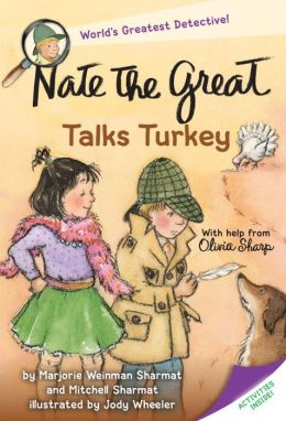 Nate the Great Talks Turkey (Nate the Great Series)