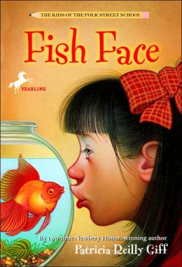 Fish Face (Kids of Polk Street School Series)