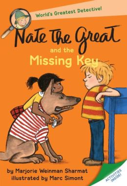 Nate the Great and the Missing Key (Nate the Great Series)