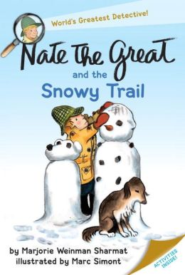 Nate the Great and the Snowy Trail (Nate the Great Series)