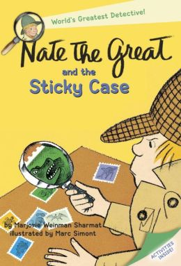 Nate the Great and the Sticky Case (Nate the Great Series)