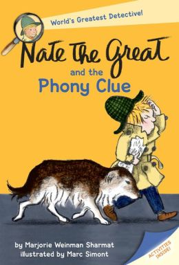 Nate the Great and the Phony Clue (Nate the Great Series)