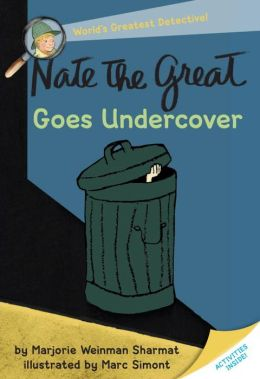 Nate the Great Goes Undercover (Nate the Great Series)