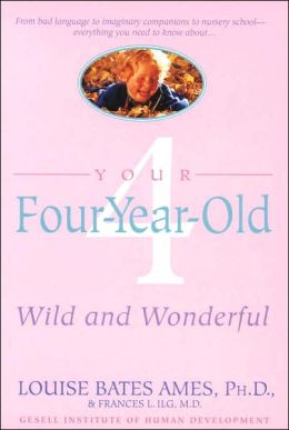 Your Four Year Old: Wild and Wonderful