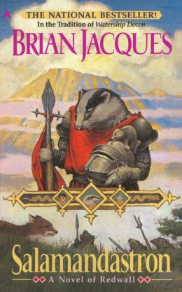 Salamandastron (Redwall Series #5)