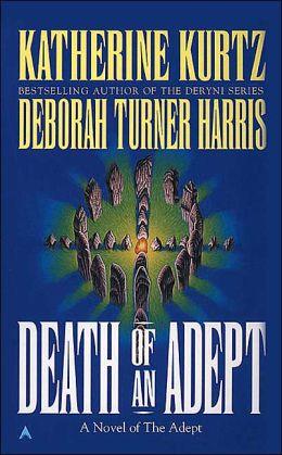 Death of an Adept (Adept Series #5)