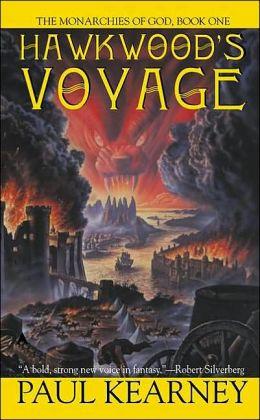 Hawkwood's Voyage (Monarchies of God Series #1)