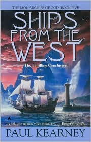 Ships from the West (Monarchies of God Series #5)