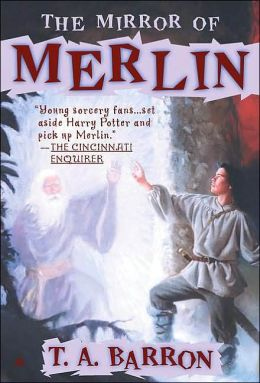 The Mirror of Merlin (Lost Years of Merlin Series #4)