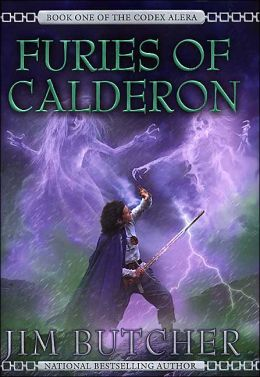 Furies of Calderon (Codex Alera Series #1)