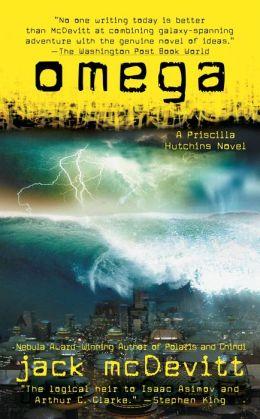 Omega (Priscilla ''Hutch'' Hutchins Series #4)