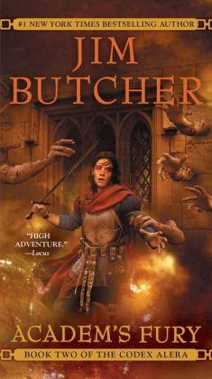 Academ's Fury (Codex Alera Series #2)