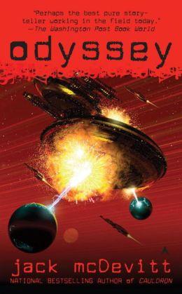Odyssey (Priscilla ''Hutch'' Hutchins Series #5)