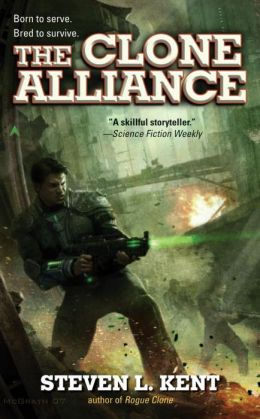 The Clone Alliance (Rogue Clone Series #3)