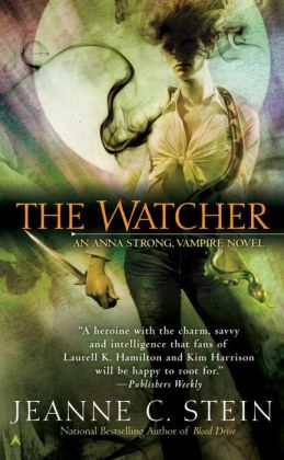 The Watcher (Anna Strong Series #3)