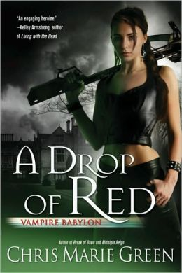 A Drop of Red (Vampire Babylon Series #4)