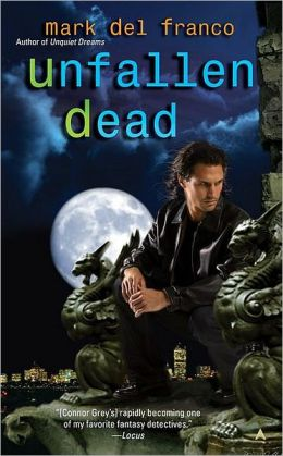 Unfallen Dead (Connor Grey Series)