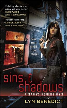 Sins and Shadows (Shadows Inquiries Series #1)