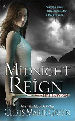 Midnight Reign (Vampire Babylon Series #2)
