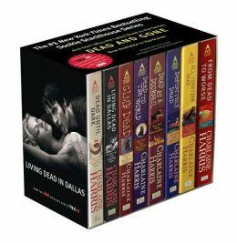 Sookie Stackhouse 8-volume Set